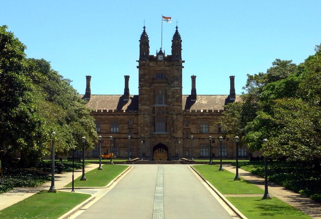 du học Sydney đại học Sydney