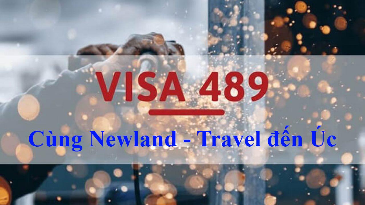 Visa 489 định cư Úc diện tay nghề có bảo lãnh